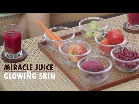 Glowing Skin Juice Recipe With Suman Agarwal - Healthy Juice Recipe - Glamrs