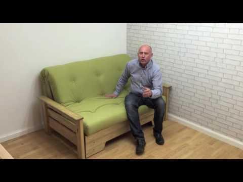 Kent Futon Sofa bed - funky futon