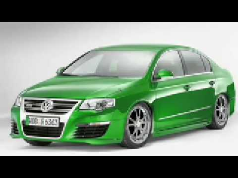 Photoshop CS4 - How To Change a Cars Color