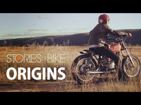 Stories of Bike EP5: Origins (A '74 Honda CB360 Story)