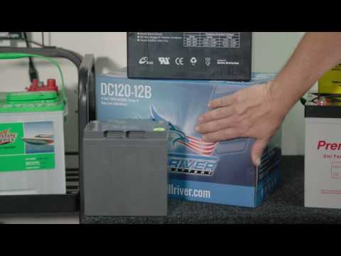 How to choose Deep Cycle Batteries: Lithium AGM Lead Crystal Presented by Jamie's Touring Solutions:
