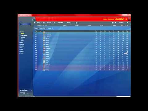 Football Manager 2012 Story - Unemployed Start Part 2
