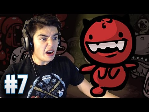 Binding of Isaac: Rebirth | SO CLOSE... | Part 7 w/ Revered Legend