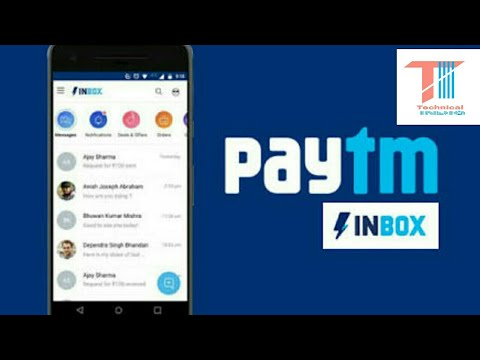 Paytm Launch 'Inbox' Feature ! A new way to chat with friends