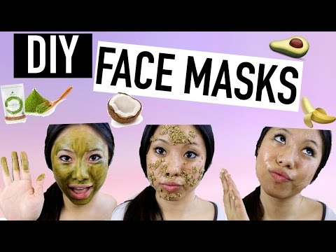 3 DIY Face Masks For Reducing Acne and Redness!