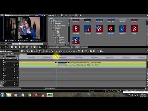 LEARN  VIDEO EDITING IN  edius6