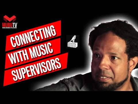 How To Connect with Music Supervisors - Barry Cole - MUBUTV: Insider Series - SE. 7