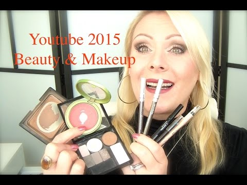 Makeup & Beauty 2015: Products I Want to Finish Up, Resolutions, Shopping Habits, Channel Update