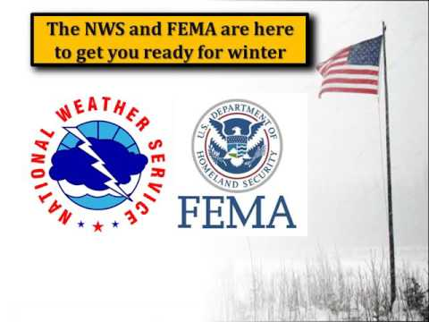 Weather Alerts from NWS and FEMA