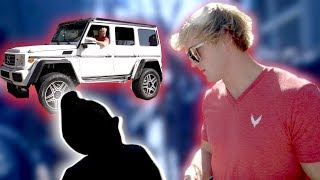 MEET THE LADY WHO HIT MY $300,000 TRUCK!