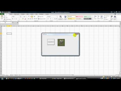 Make Images Look and Feel Like Buttons on your Userform Excel VBA