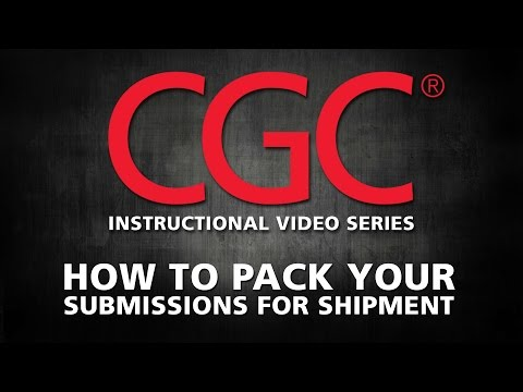 How to Pack Your Submissions to CGC