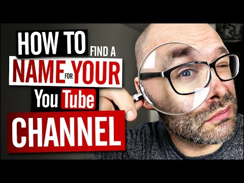 YouTube Channel Name | 5 Tips For Choosing It