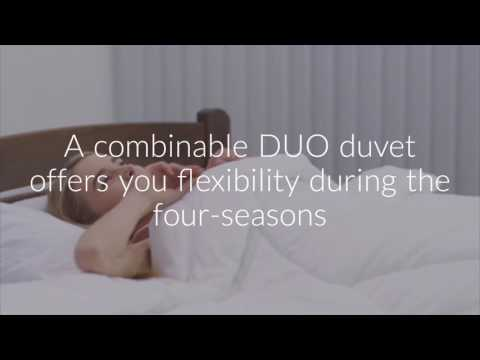 Choosing the right down duvet