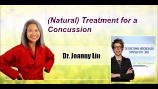 Natural Treatment For A Concussion Interview On The Functional Medici