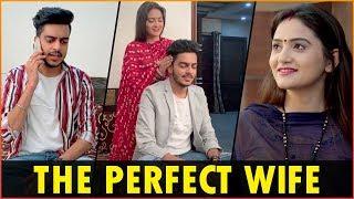 THE PERFECT WIFE || Rachit Rojha || Vicky Kajla