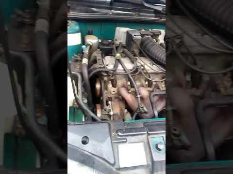 Chevy cavalier 2.2 replacing oil pan gasket and broken crank sensor