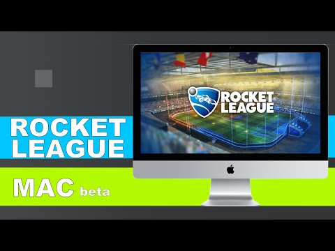 Rocket League Mac Beta