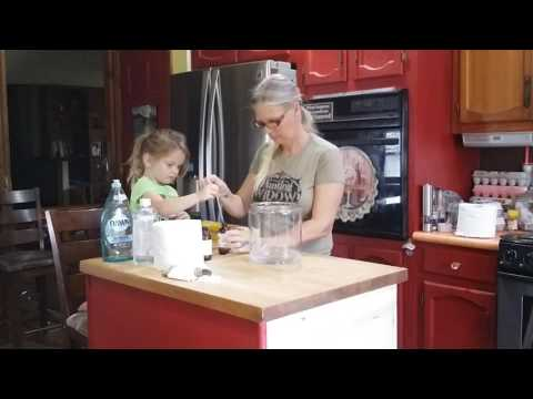How-To Make Udder - Teat Wipes - Baby Wipes
