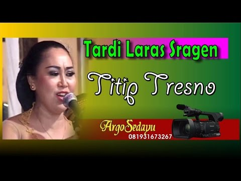 Lirik Lagu TITIP TRESNO Sragenan Karawitan Campursari - AnekaNews.net