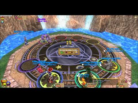 Wizard101 How to get quick gold (for new and free playing wizards)