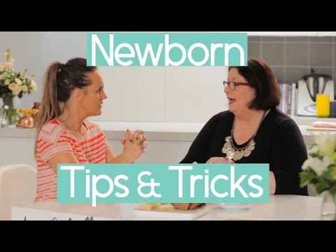 Newborn Tips & Tricks: Midwife Cath's Advice