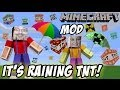 Download Video It's Raining TNT! Mike & Dad play Minecraft