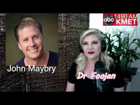 Inner Voice - a Heartfelt Chat with Dr. Foojan - Interview with John Mabry