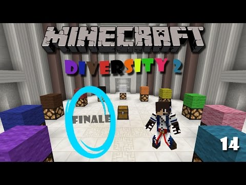 Minecraft Map : Diversity 2 (Part 14 FINALE) - Final Episode