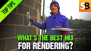 What's the Best Mix for Perfect Rendering?