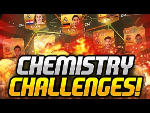 FIFA 15 | CHEMISTRY CHALLENGES - INTRODUCTION