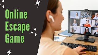 Online Escape Game - so funktioniert es! | Key&Free Escape Room | Tutorial