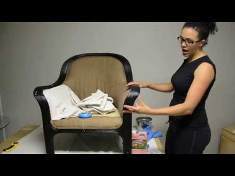 How to Strip Furniture - DIY TUTORIAL: Thrift Diving