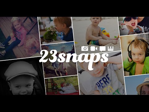 How to Accept an Invitation and Join 23snaps via Email