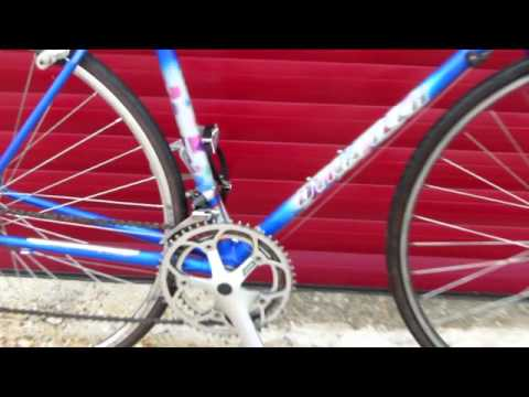 Raleigh Dyna-Tech 500 Road Bike