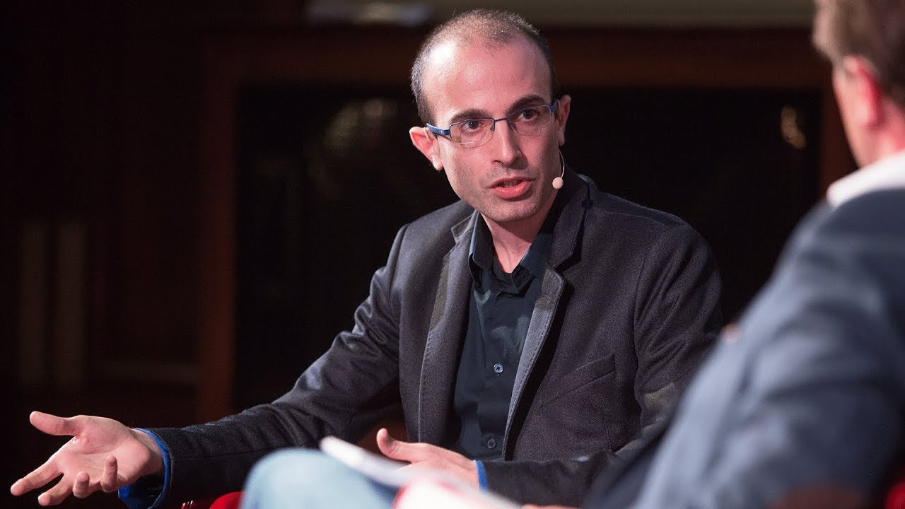 Yuval Noah Harari on the myths we need to survive