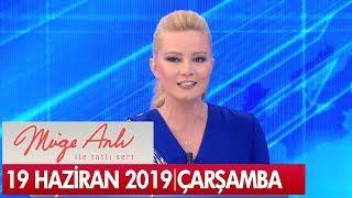 Download Müge Anlı ile Tatlı Sert 19 Haziran 2019 - Tek Parça Video