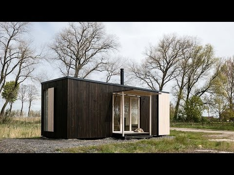 The ARK shelter Tiny Mobile Home