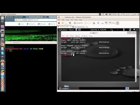 Automatic Outbound Open Port Demo2 ClientSide