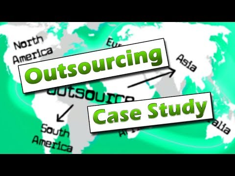 How To Start Outsourcing Really Quickly (Case Study)