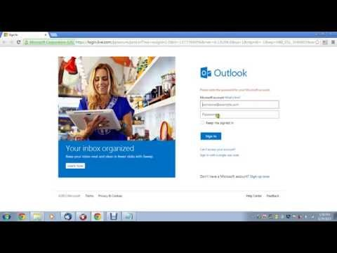 How to restore deleted emails on outlook.com