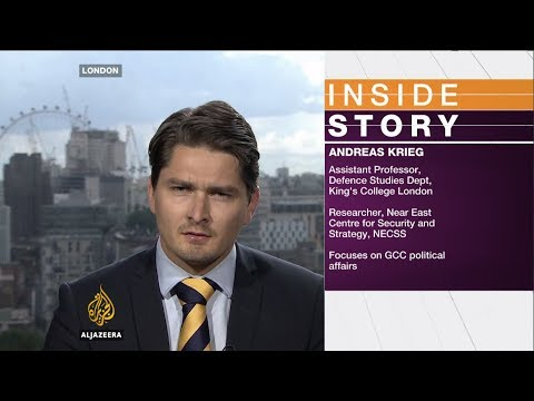 Al Jazeera Inside Story - Is dialogue still possible to end Gulf dispute?