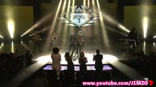 Brothers 3 - Week 4 - Live Show 4 - The X Factor Australia 2014 Top 10