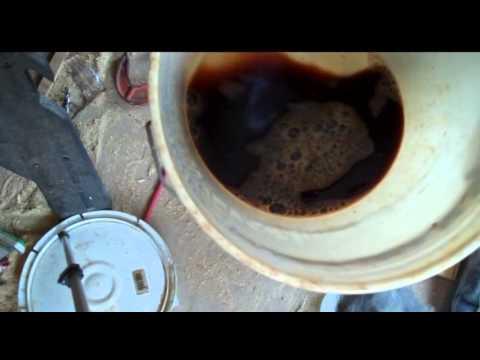 How To Make Wood Look Rustic: Vinegar & Steel Wool