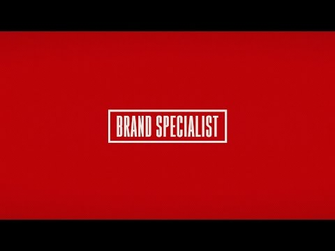 What can a brand specialist do ?