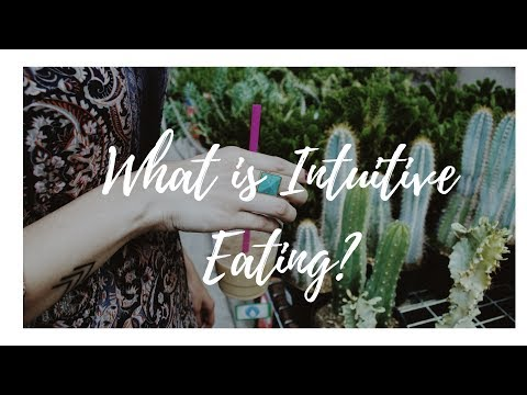 What The Heck Is Intuitive Eating??
