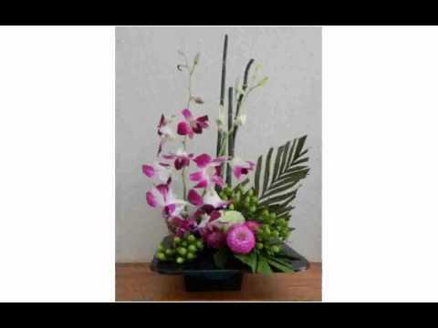 Orchid Flower Arrangement [chocaric]