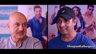 Anupam Kher On Various CAMPS Of Bollywood   Kundan Shah   Jaane Bhi Do Yaaro