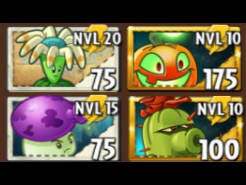 plants vs zombies 2 hack todas las plantas