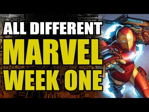 All New All Different Marvel: Where to start